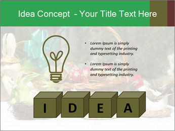 Food On Table PowerPoint Template - Slide 80