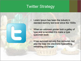 Food On Table PowerPoint Template - Slide 9