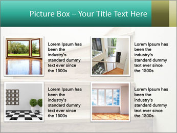 Oak Staircase PowerPoint Templates - Slide 14