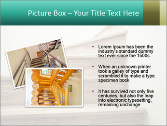 Oak Staircase PowerPoint Template - Slide 20