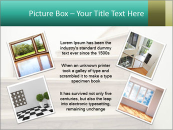 Oak Staircase PowerPoint Template - Slide 24