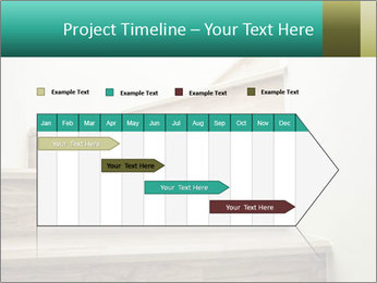 Oak Staircase PowerPoint Templates - Slide 25