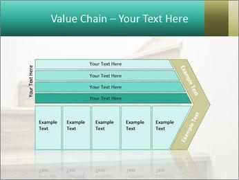 Oak Staircase PowerPoint Templates - Slide 27