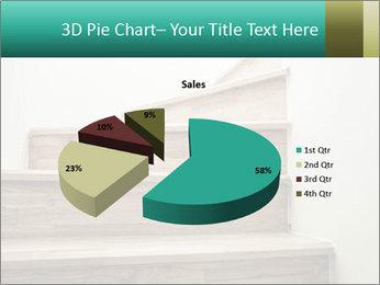 Oak Staircase PowerPoint Templates - Slide 35