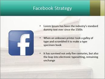 Oak Staircase PowerPoint Templates - Slide 6