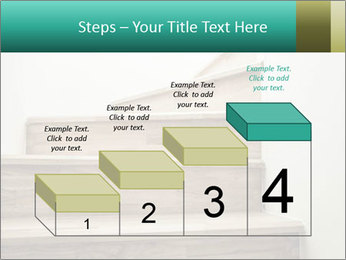 Oak Staircase PowerPoint Template - Slide 64