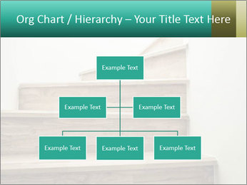 Oak Staircase PowerPoint Template - Slide 66
