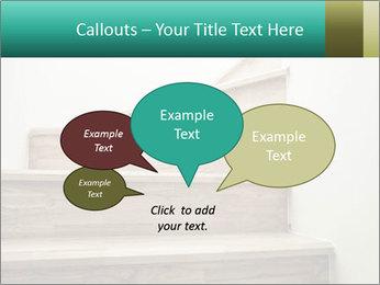 Oak Staircase PowerPoint Templates - Slide 73