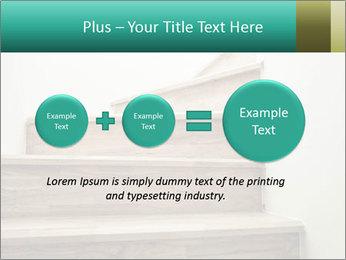 Oak Staircase PowerPoint Templates - Slide 75