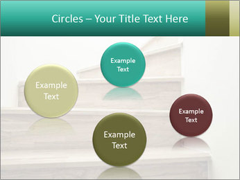 Oak Staircase PowerPoint Template - Slide 77