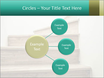 Oak Staircase PowerPoint Template - Slide 79