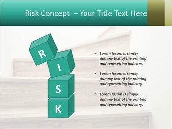 Oak Staircase PowerPoint Templates - Slide 81