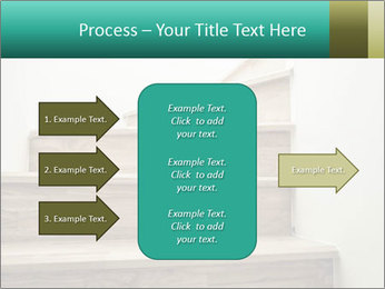 Oak Staircase PowerPoint Template - Slide 85
