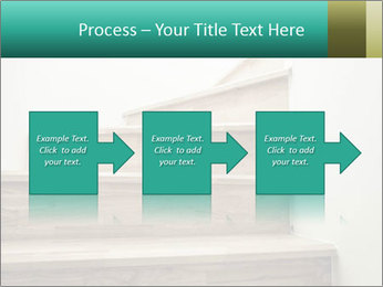Oak Staircase PowerPoint Template - Slide 88