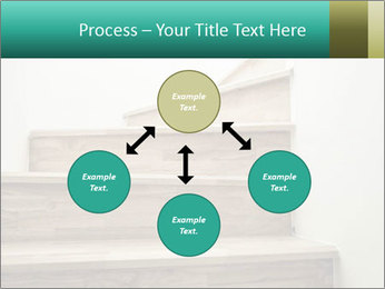 Oak Staircase PowerPoint Template - Slide 91