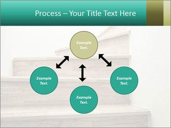 Oak Staircase PowerPoint Templates - Slide 91