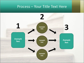 Oak Staircase PowerPoint Template - Slide 92
