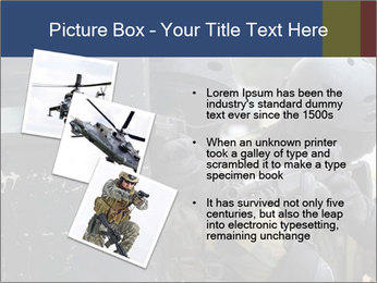 Police During Terrorism Attack PowerPoint Template - Slide 17