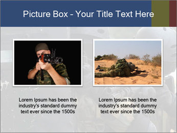 Police During Terrorism Attack PowerPoint Templates - Slide 18