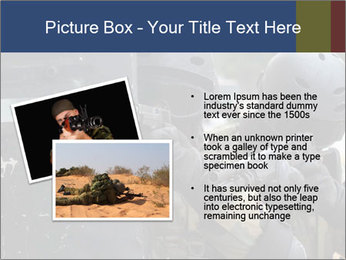 Police During Terrorism Attack PowerPoint Template - Slide 20