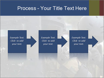 Police During Terrorism Attack PowerPoint Template - Slide 88