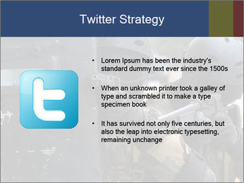 Police During Terrorism Attack PowerPoint Template - Slide 9