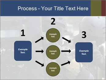 Police During Terrorism Attack PowerPoint Template - Slide 92