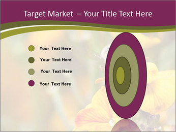 Bee In Garden PowerPoint Template - Slide 84