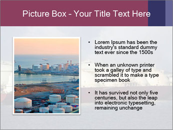 Shipping Boat PowerPoint Templates - Slide 13