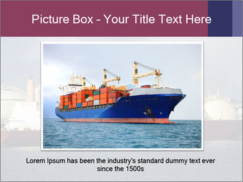 Shipping Boat PowerPoint Templates - Slide 16