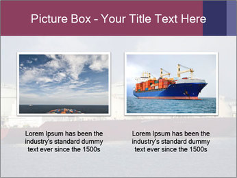 Shipping Boat PowerPoint Templates - Slide 18