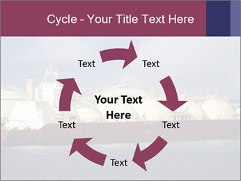 Shipping Boat PowerPoint Templates - Slide 62