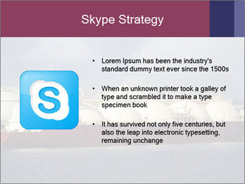 Shipping Boat PowerPoint Templates - Slide 8