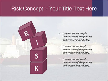 Shipping Boat PowerPoint Templates - Slide 81