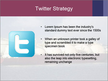 Shipping Boat PowerPoint Templates - Slide 9
