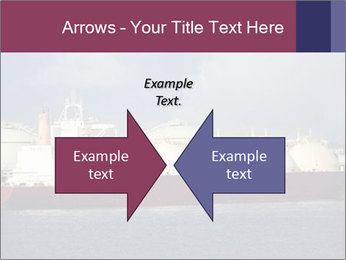 Shipping Boat PowerPoint Templates - Slide 90
