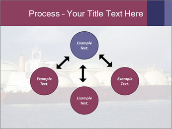 Shipping Boat PowerPoint Templates - Slide 91