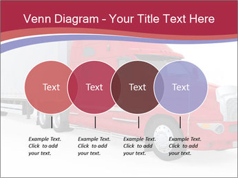 Red And White Truck PowerPoint Template - Slide 32