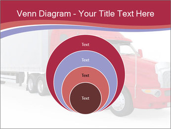Red And White Truck PowerPoint Template - Slide 34
