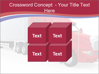 Red And White Truck PowerPoint Template - Slide 39
