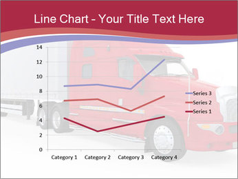 Red And White Truck PowerPoint Template - Slide 54