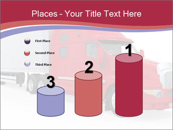 Red And White Truck PowerPoint Template - Slide 65
