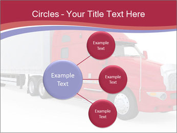 Red And White Truck PowerPoint Template - Slide 79