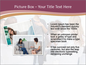 Happy patient has a breakthrough PowerPoint Template - Slide 20