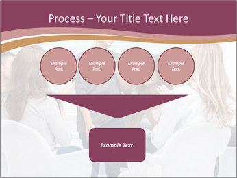 Happy patient has a breakthrough PowerPoint Template - Slide 93
