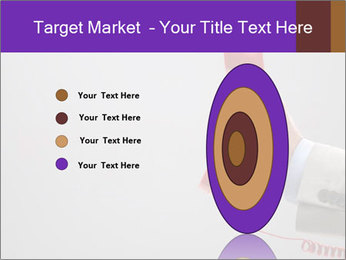 Red phone over gray background PowerPoint Templates - Slide 84