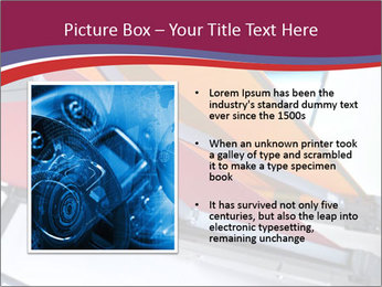 Fabric blinds PowerPoint Templates - Slide 13