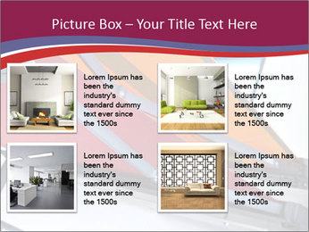 Fabric blinds PowerPoint Templates - Slide 14
