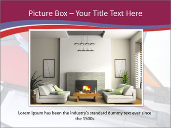 Fabric blinds PowerPoint Templates - Slide 15