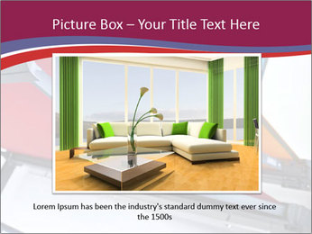 Fabric blinds PowerPoint Templates - Slide 16